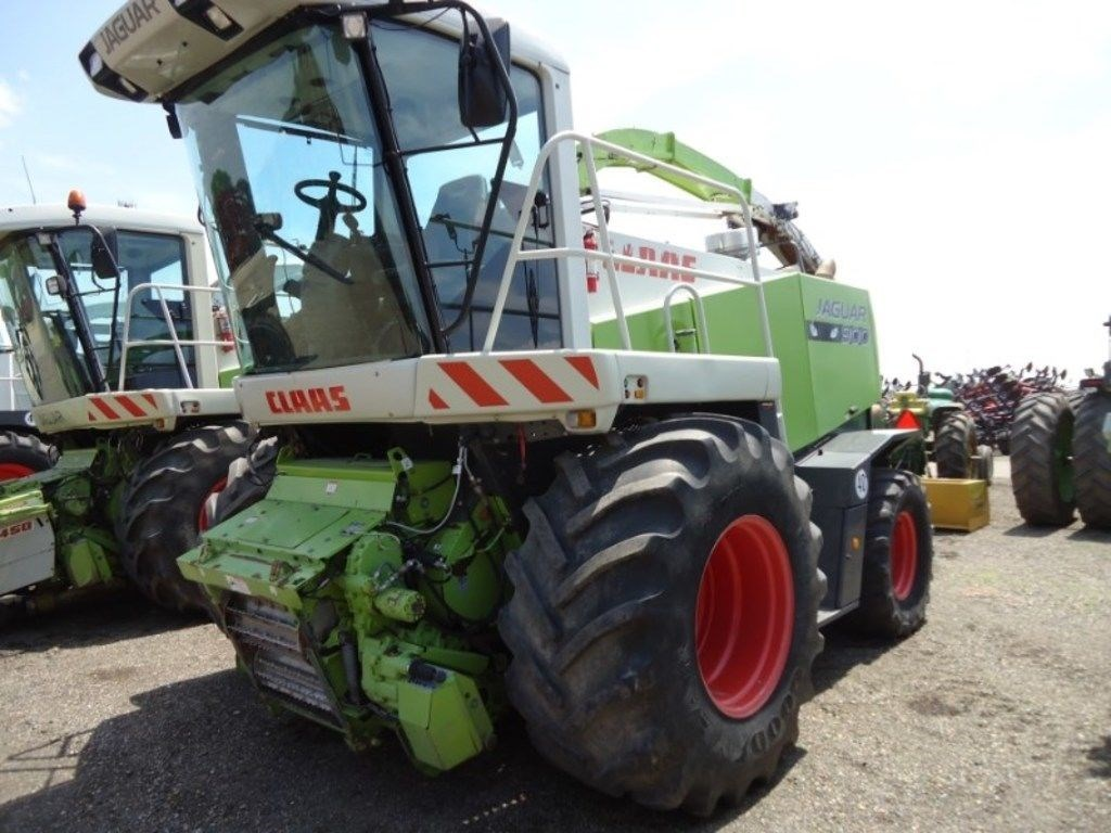 2007 Claas 900 GE Forage Harvester-Self Propelled For Sale