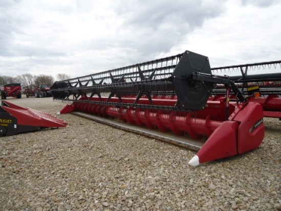2012 Case IH 3020 35' Header-Auger/Flex For Sale