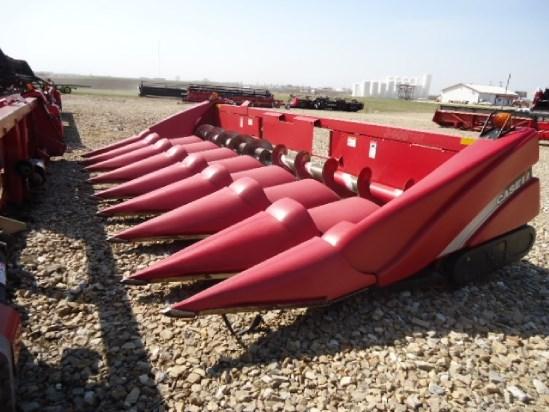 2010 Case IH 3408 8R30 Header-Corn For Sale