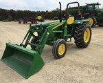 Tractor For Sale: 2011 John Deere 5065E, 65 HP