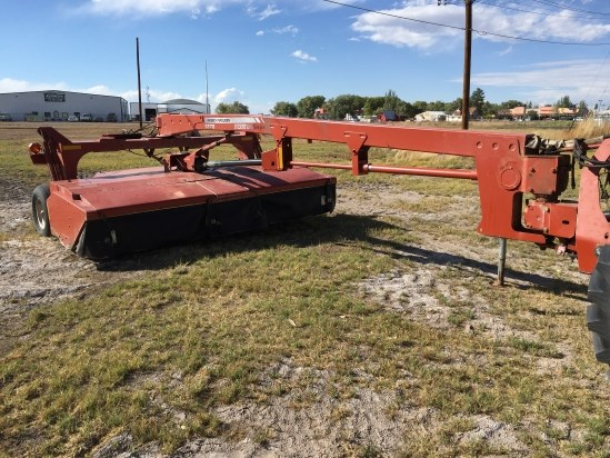 2007 Massey Ferguson 1372 Mower Conditioner For Sale