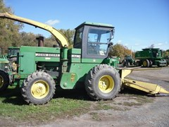 Forage Harvester-Self Propelled For Sale:  1989 John Deere 5730