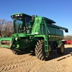 Combine For Sale:  2001 John Deere 9750