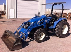 Tractor For Sale:  2006 New Holland TC45 , 45 HP