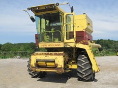 Combine For Sale:  1980 New Holland TR-70
