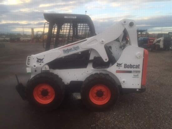 Bobcat S650 T4 Skid Steer