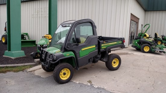 2015 John Deere 625i Utility Vehicle For Sale