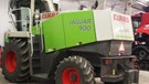 Forage Harvester-Self Propelled For Sale:  2002 Claas 900
