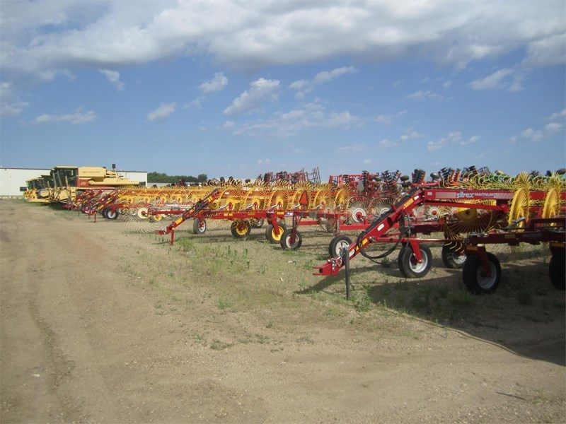 2014 Sitrex MK14 Tedder For Sale