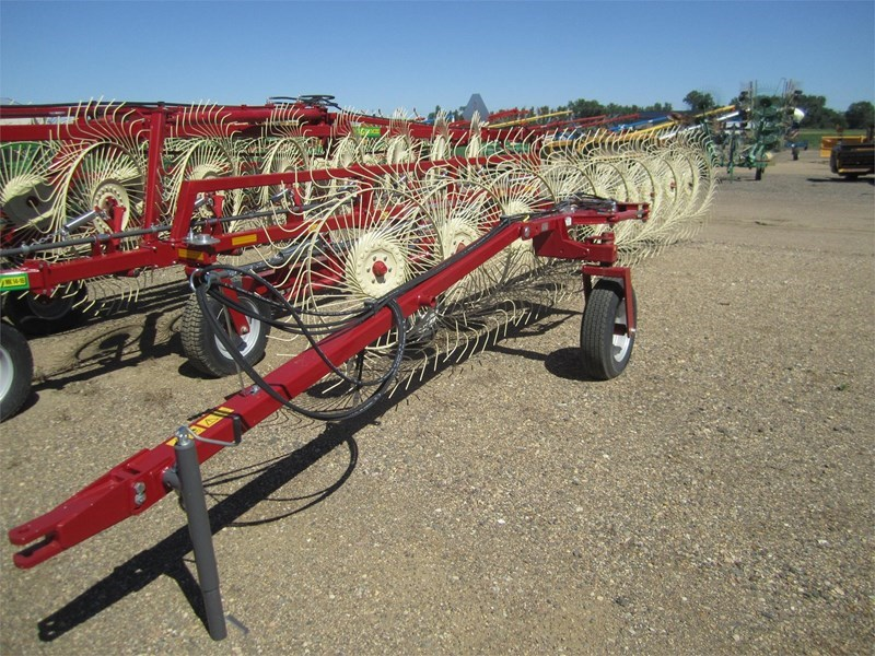 2014 Sitrex TR9-3W Tedder For Sale