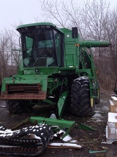 Combine For Sale 1997 John Deere 9500