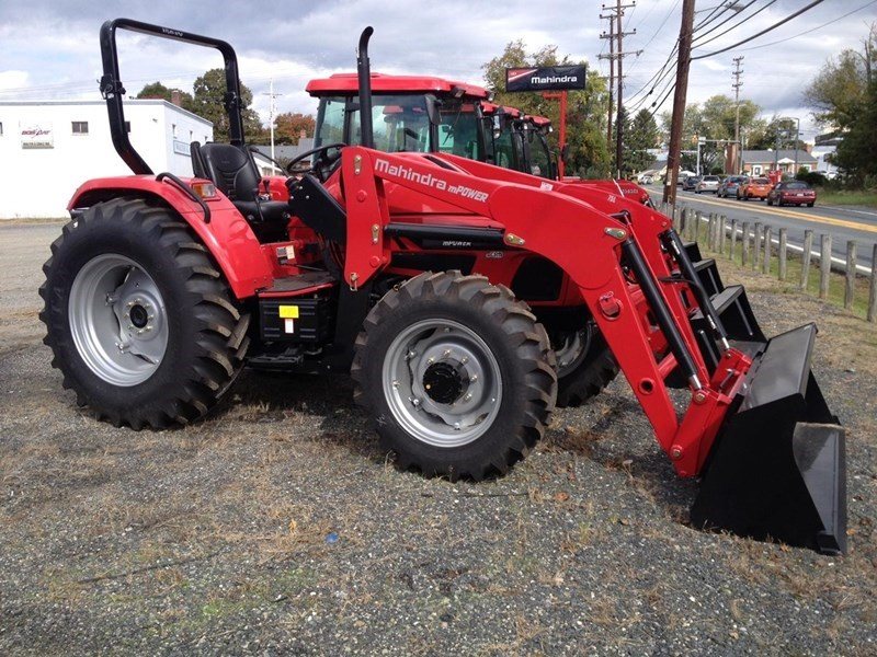 2015 Mahindra mPOWER 75 Tractor For Sale
