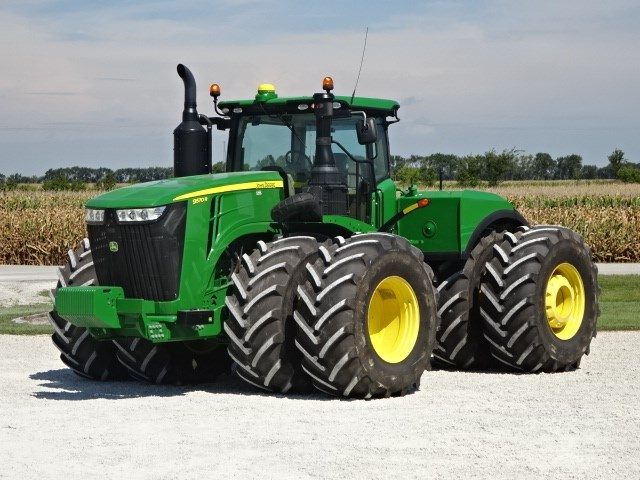 2015 John Deere 9570R Tractor For Sale