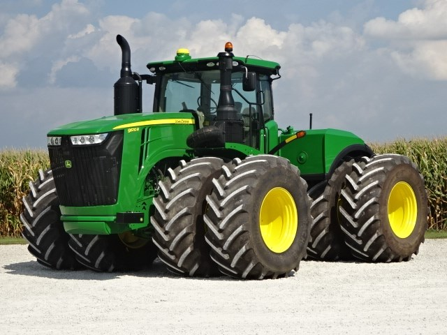 2015 John Deere 9570R Tractor For Sale