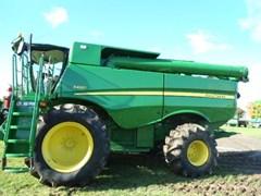 Combine For Sale:  2012 John Deere S690