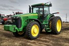 Tractor For Sale:   John Deere 8120 , 170 HP