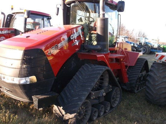 2011 Case IH 450 QUAD Tractor For Sale