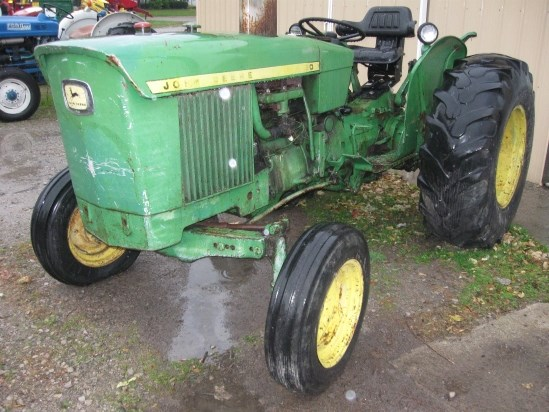 1971 John Deere 1520 Tractor For Sale