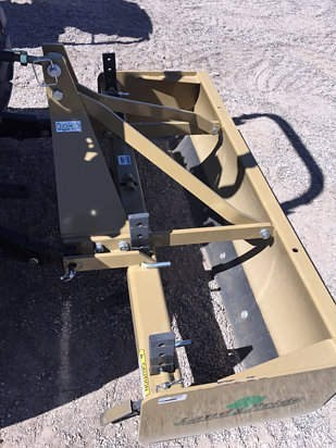 Land Pride BB2566 Scraper-Pull Type