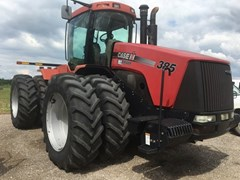Tractor For Sale:  2008 Case IH Steiger 385