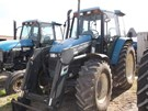 Tractor For Sale:  1998 New Holland TS110 , 90 HP