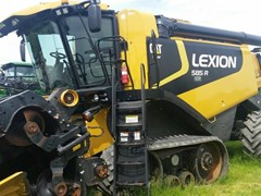 Combine For Sale 2009 Caterpillar 585R