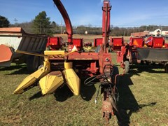 Forage Harvester-Pull Type For Sale 1993 New Holland 900