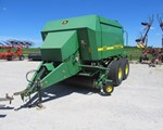 Baler-Square For Sale: 1997 John Deere 100
