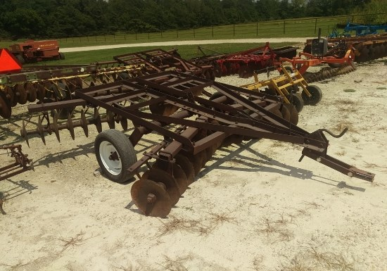 IH #37 Disk Harrow For Sale