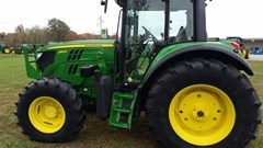 Tractor For Sale:  2015 John Deere 6115M , 115 HP