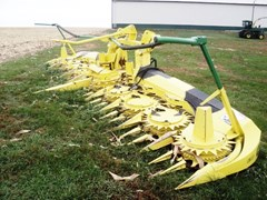Forage Head-Rotary For Sale:  2015 John Deere 690