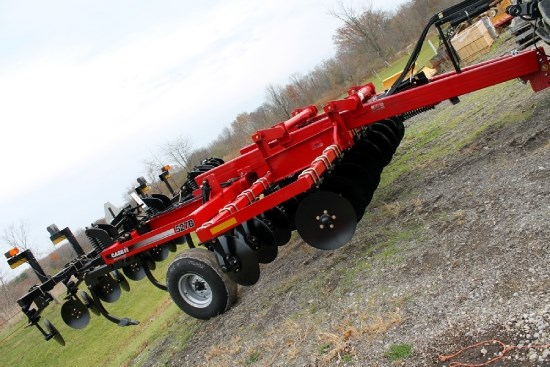 2016 Case IH 527B Disc Chisel For Sale