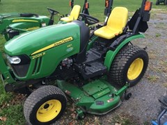 Tractor For Sale 2013 John Deere 2025 , 25 HP