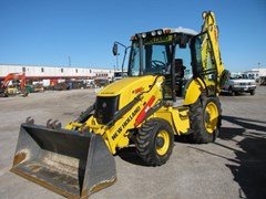 Loader Backhoe For Sale:  2014 New Holland B95C , 95 HP