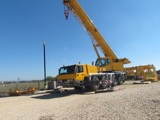 2010 Faun ATF90G-4 Crane-All Terrain For Sale