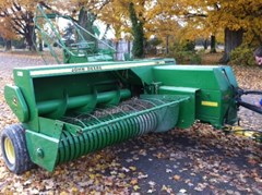Baler-Square For Sale 2001 John Deere 348