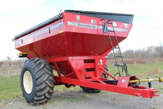 2014 Unverferth 5225 Grain Cart For Sale