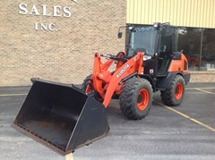 Wheel Loader For Sale:  2014 Kubota R630R43 , 61 HP