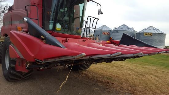 2013 Case IH 3406 6R30 Header-Corn For Sale