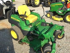 Riding Mower For Sale:  2008 John Deere Z820A , 26 HP
