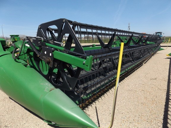 2014 John Deere 640D Header-Draper For Sale