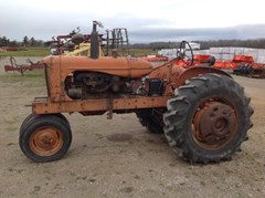 Tractor For Sale:   Allis Chalmers WD45
