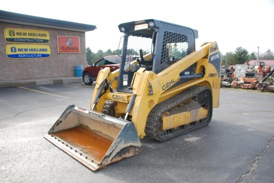 2011 Gehl RT175 Skid Steer For Sale