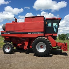 Combine For Sale 1994 Case IH 1666