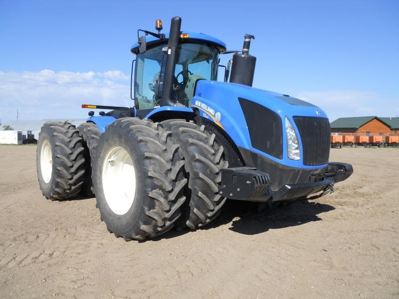2012 New Holland T9615CE, $18300 Ann Purchase Pymt, 1850 Hr Tractores a la venta