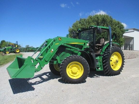 2015 John Deere 6140R Tractor For Sale