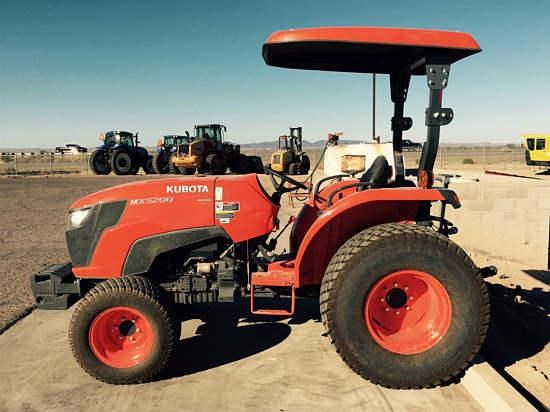 2014 Kubota MX5200DT Tractor For Sale
