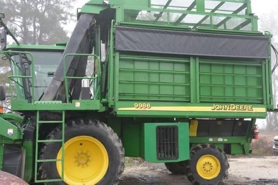 2003 John Deere 9986 Cotton Picker For Sale