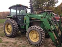 Tractor For Sale:  1988 John Deere 4050
