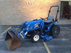 Tractor For Sale:   New Holland TC24DA